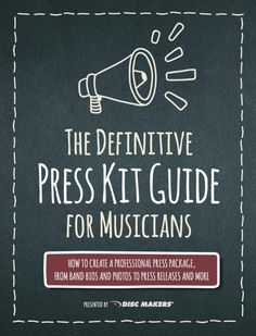 In this excerpt from our Definitive Press Kit Guide for Musicians, we lay out the purpose of your band press kit and maintaining your artist brand.