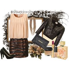 """""""An evening out"""" by armband on Polyvore"""
