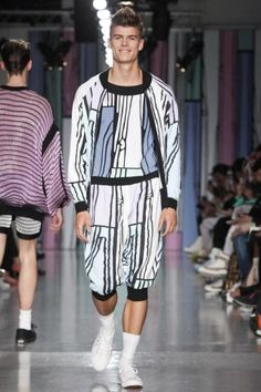 Sibling @ London Menswear S/S 2014 - SHOWstudio - The Home of Fashion Film