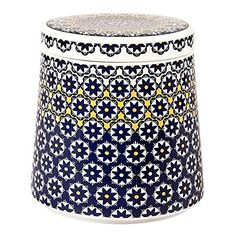 Denby Monsoon Alhambra Storage Jar