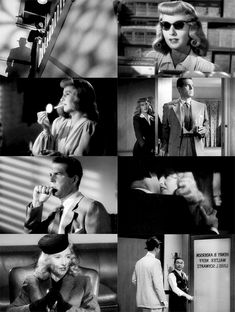 """I never loved you Walter, not you or anyone else."" Mrs. Dietrichson 