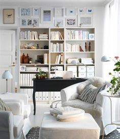 New Ikea Living Room Decorating Ideas for 2012