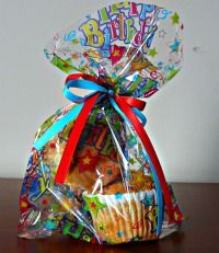 Do You Have A Small Gift To Give Here Are Some Great Cellophane Bag Ideas For Birthday Valentine Easter And More
