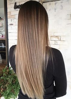 Pretty long brunette hair.  Emerald Forest with Sapayul for healthy, beautiful hair. Sulfate free shampoo products. shop at www.emeraldforestusa.com