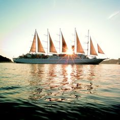 Where the ocean meets the sky we'll be sailing   Windstar Cruises http://windstarcruises.com/