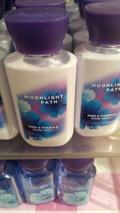 Bath & Body Work - Moonlight Path aka 'girl this smell so good'