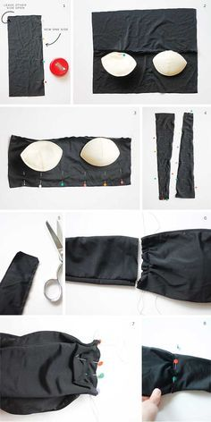 Summer's not over yet -- learn how to make a bikini top to match any bottoms | Wellnesting