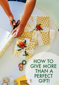 How To Give More Than a Perfect Gift | eBay