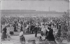 From the archives: 'Empire Day 1906 Opening of New Hove Park'