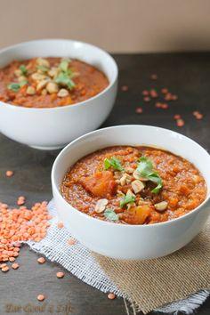 Indian Lentil Soup | Eat Good 4 Life