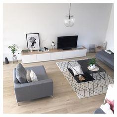 Scandinavian modern living room carpet berbere furniture bes… – Tables and desk ideas Ikea Living Room, Living Room Carpet, Living Room Modern, Interior Design Living Room, Home And Living, Best Living Room Design, Living Room Designs, Living Room Color Schemes, Living Room Inspiration