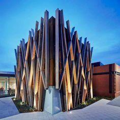 #architecture : Bendigo Art Gallery by Fender Katsalidis Architects in Victoria, Australia
