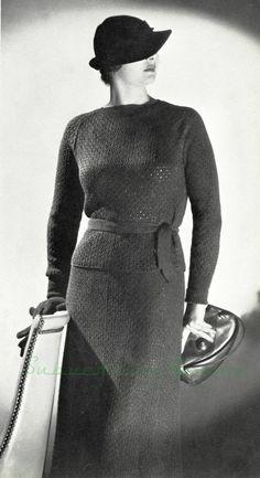 Curvy Month Pattern 9  Bantry skirt and blouse (c. 1935 e4d29ecfdb2e6