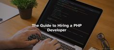 The Guide to Hiring a PHP Developer - Konstantinfo Tech Blogs, Mindfulness Activities, Php, Hands