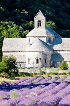 'Abbaye Notre-Dame de Sénanque' in Gordes - ein Traum!