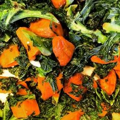 Healthy Pesach side dish. Roasted butternut squash with salt, olive oil and garlic powder. Cooked at 400 still soft. Served with sautéed kale. Cooked with olive oil, salt and fresh garlic. #fresh #healthy #sidedish #pesach #personalchef #Passover #kale #eatyourgreens #lowfat #vegan #glutenfree