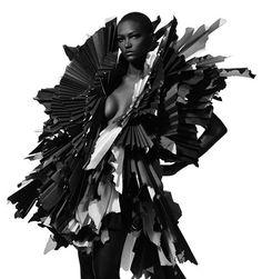 Zoe Bradley ou l'origami haute-couture