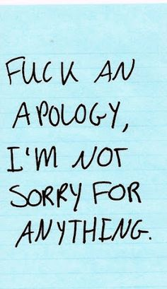 you always said not to apologize for what you believe in, that's what I'm doing. no need for apology when I've done absolutely nothing wrong. Words Quotes, Wise Words, Sayings, Questions To Ask Your Boyfriend, This Or That Questions, Couple Questions, Cant Get Over You, Find Your Friends, Dumb People
