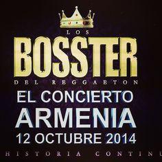 BUENAS NOCHES!! PREPARATE ARMENIA POR QUE ESTE 12 DE OCTUBRE 2014 EN EL ESTADIO CENTENARIO DE ARMENIA SE REPITE DE NUEVO LA HISTORIA #LOSBOSTERDELREGGAETON EN #ARMENIA NO TE LO PIERDAS POR QUE ALLA ESTARE #DJWAL CON TODO UN SET DE MUY CARGADO DE MUCHA MUSICA Y UNA EXPLOSION DE #ELECTRO #festival #fest #music #umf #urbano #electronica #electro #urbano #colombia #UMF Check more at…