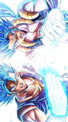 Dragon Ball Z, Anime Goku, Gogeta E Vegito, Db Z, Epic Characters, Fusion Art, Son Goku, Animes Wallpapers, Cool Wallpaper
