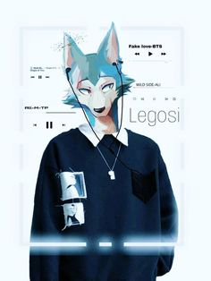 Read 15 from the story 🐶🐺🐾Imagenes de Beastars🐰🐼(legosi x lois) by (nattycat_chan) with re. Fanarts Anime, Anime Manga, Anime Characters, Anime Art, Anime Love, Character Art, Character Design, Estilo Anime, Wolf Tattoo Design
