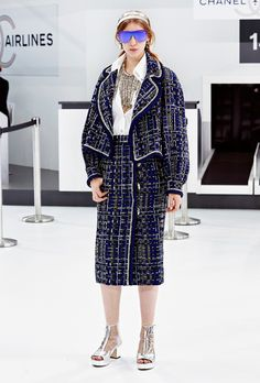 Chanel's Latest Collection Is as Good as Everyone Says via @WhoWhatWearUK