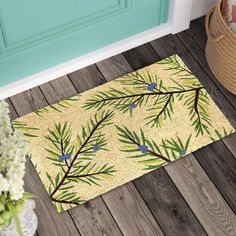Natural Coir Door Mats with Attractive Printed Designs to Welcome your Guests. The tough hardwearing Coir Brush Surfaces keeps the dirt away from your home. Mats are available in rectangular, half, round, oval and oblong shapes in all regular sizes. Ideal for covered entranceways and patios. Coir surface with Anti slip backing. Made from natural coconut fibers called coir. Natural coconut fibers enhance beauty and offer superior cleaning performance. Coir Doormat, Door Mats, Bleach, Entrance, Eco Friendly, Fiber, Coconut, Surface, House Design
