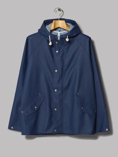 6b30e0cc2a8 Anker Classic Jacket (Dark Navy) Collaboration between Danish fashion house Norse  Projects and Danish