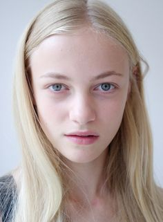Agnes Stautz - female model at Le Management