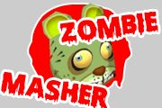 Zombie Masher **OUT NOW**   Available to download *FREE* from the Google Play Store #zombiemasher #outnow #free #android #app #indiedev #indiegame #indiedevgame