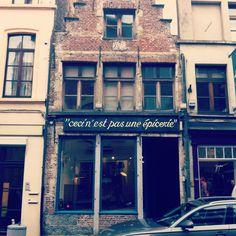 Ceci n'est pas une epicerie / Gent / Belgium