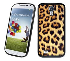 Leopard Skin Pattern - iPhone and Samsung Cases