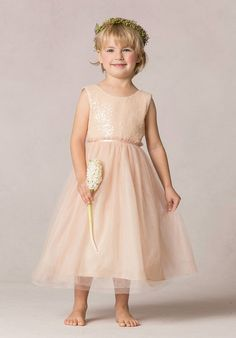 Hey! I found this flower girl dress on The Knot! What do you think?