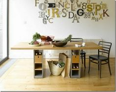 dining room decorating ideas on a budget | ... Room Wall Decoration Ideas 527x419 thumb Unique Dining Room Decor