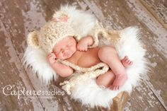 POPULAR Bear Hat & Diaper Cover Set Newborn 3m 6m Crochet Cream Gender Neutral Boys Girls Clothes CHRISTMAS VALENTINES Sweet. $69.95, via Etsy.