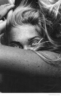 Elsa Hosk for Transmission September 2014 Photoshoot by Dylan Forsberg
