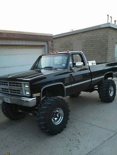 Chevy Pickup~ This is exactly what mine looks like except i don't have huge tires!