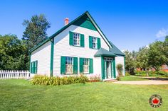 Anne of Green Gables Heritage Place. Read more about our time visiting PEI National Park. Prince Edward Island, Tourist Spots, Anne Of Green Gables, White Sand Beach, Long Weekend, Wonderful Places, This Is Us, National Parks, Shed