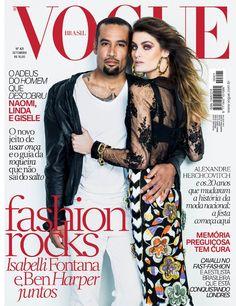 September issue - Vogue Brasil 2013