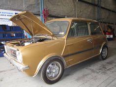 Nugget Gold Leyland Mini 1275LS