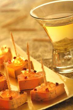 #foiegras et gêlée de Floc de Gascogne blanc   #gastronomie #food