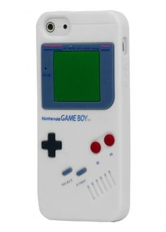 Coque iPhone 5 silicone Gameboy blanc  http://www.phonewear.fr/12060-thickbox/coque-iphone-5-silicone-gameboy-blanc-film-protecteur.jpg  à 8,24€