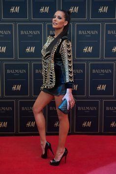 H&M Sandton City Opens In Style | El Broide H&m Store, Lee Ann, Grand Opening, Balmain, Product Launch, Punk, Paris, City, Celebrities