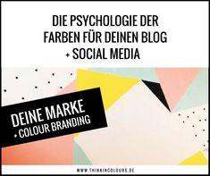 Farben und ihre besondere Wirkung spielen in der Kommunikation und im Marketing eine wichtige Rolle.