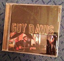 GUY DAVIS -Butt Naked Free- CD 2000 RHR CD142 *Mint*