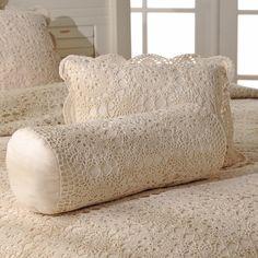 crochet pillow inspiration