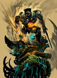 Awesome Robo!: The Art Of Pacific Rim - Japanese Fanart Edition