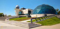 Планетарий – #Россия #Ярославская_область #Ярославль (#RU_YAR) Место которое не позволяя угасать интересу горожан к окружающей нас Вселенной.  ↳ http://ru.esosedi.org/RU/YAR/1000102518/planetariy/