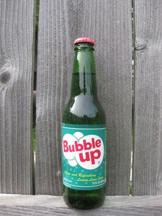 Bubble Up from Homer Soda