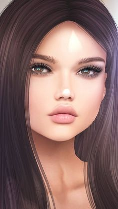 Image shared by 𝐆𝐄𝐘𝐀 𝐒𝐇𝐕𝐄𝐂𝐎𝐕𝐀 👣. Find images and videos about fashion, beautiful and style on We Heart It - the app to get lost in what you love. Digital Art Girl, Digital Portrait, Portrait Art, Portraits, Chica Fantasy, Fantasy Girl, Girl Cartoon, Cartoon Art, Illustration Girl